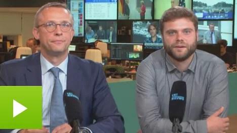 «La crise politique en Belgique francophone, c'est l'étranger»