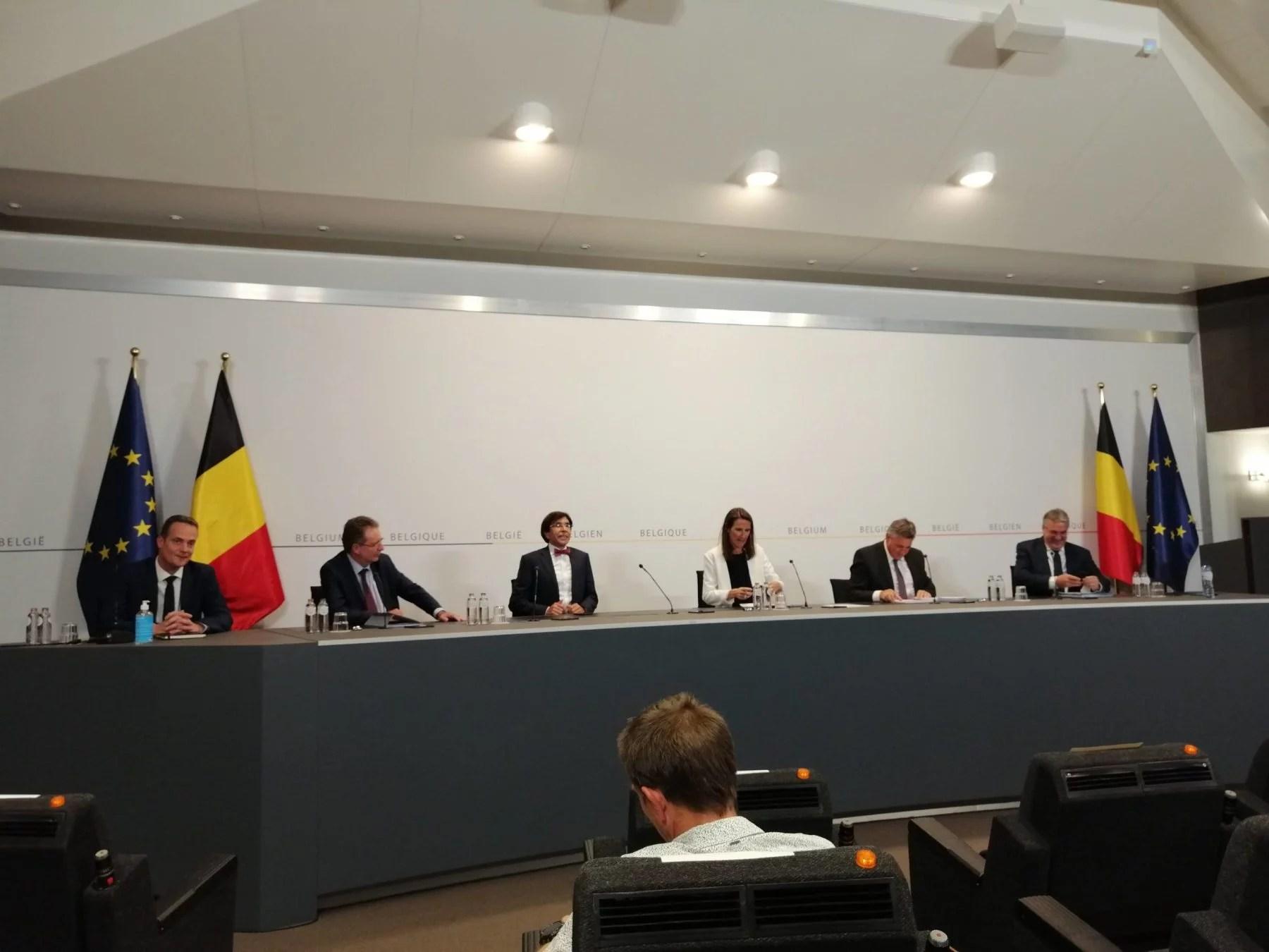 Gestion de crise : il y a l'Allemagne ou la Nouvelle Zélande… et puis il y a la Belgique