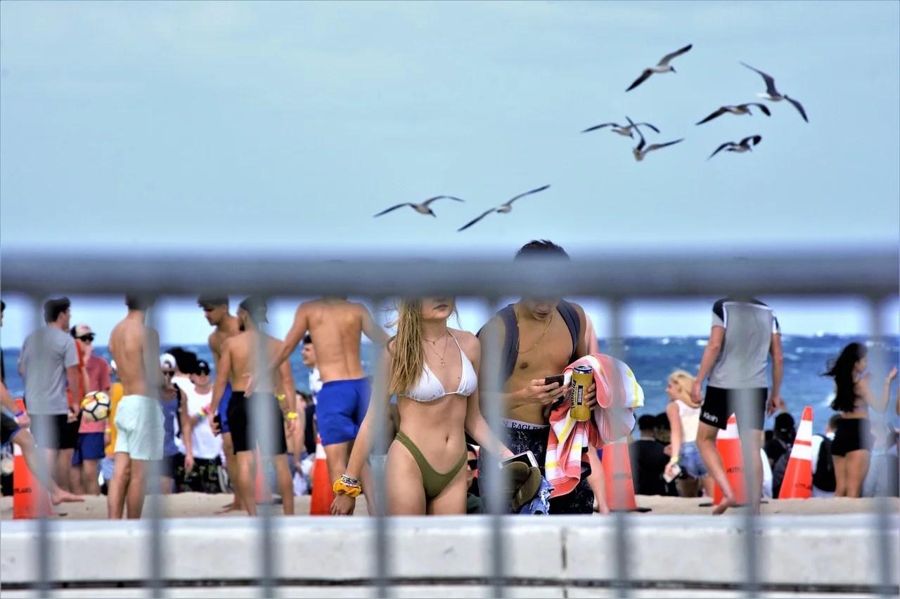 Blankenberge: cachez ce bikini que je ne saurais voir