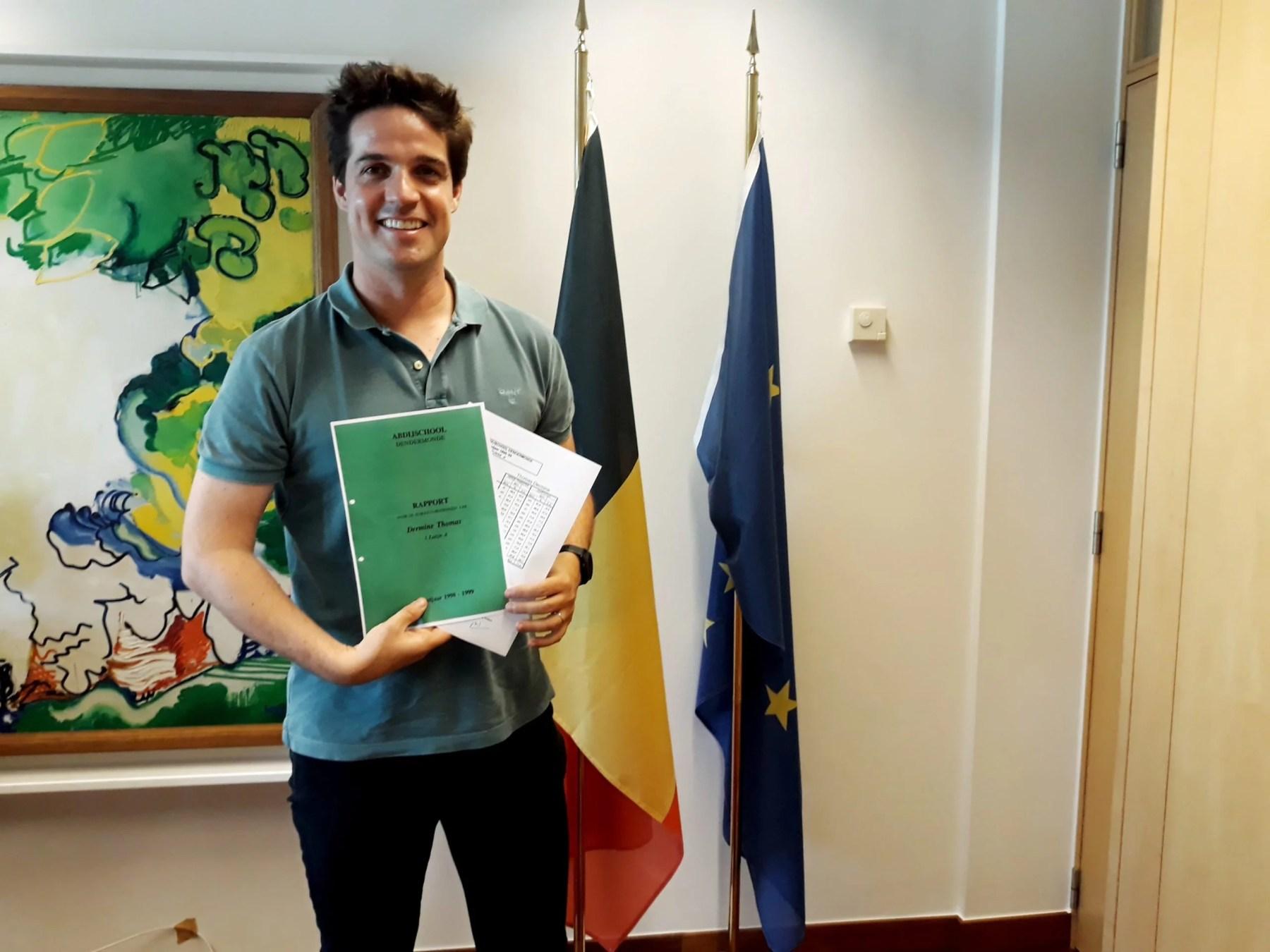 « En Wallonie, on individualise beaucoup moins le succès qu'en Flandre »