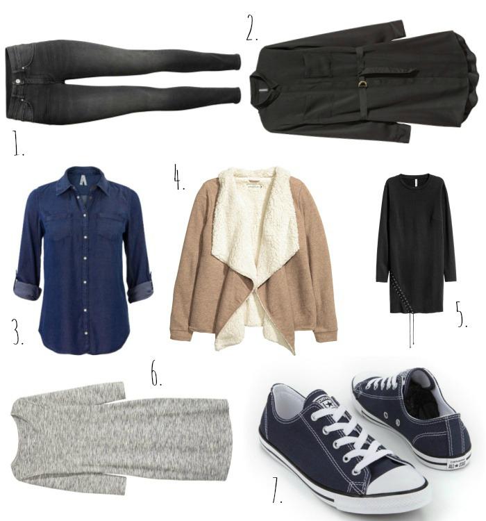 Collage wishlist kleding herfst 2016