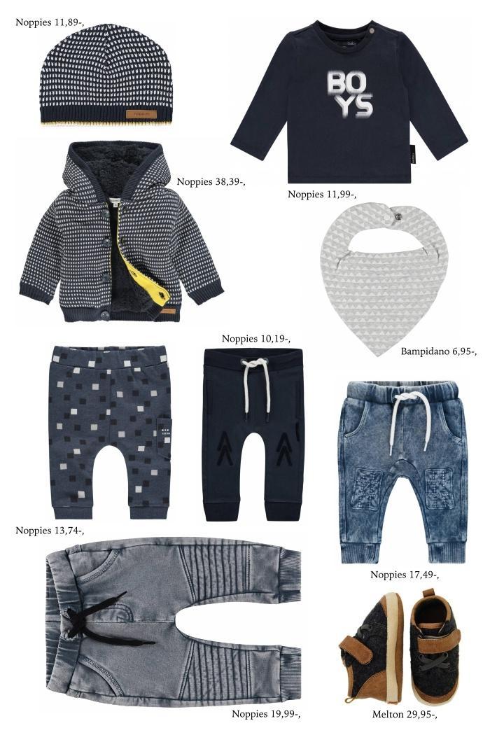 Comfortabele en stoere outfit voor baby's
