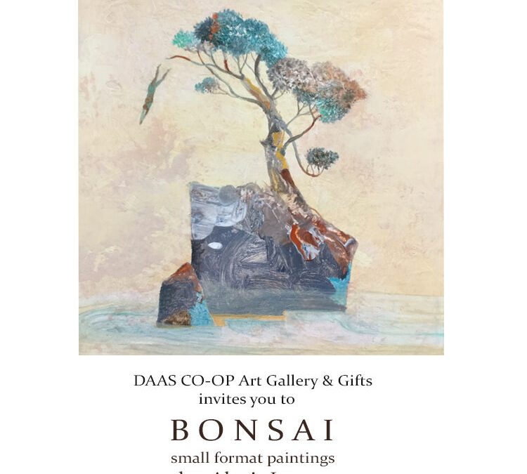 Bonsai, the Art of Alex Lago, Exhibition