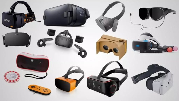 There Are More Virtual Reality Headsets Than You Realize ...
