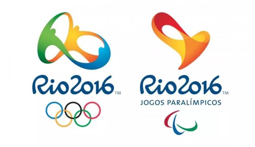 Rio Olympic and Para Olympic logos