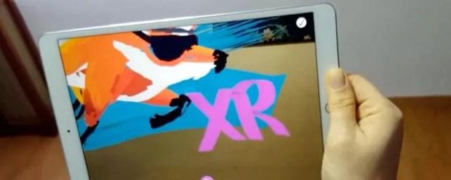 Mozilla's web-based A-Painter in WebXR