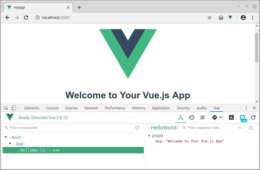 Vue.js Dev Tools