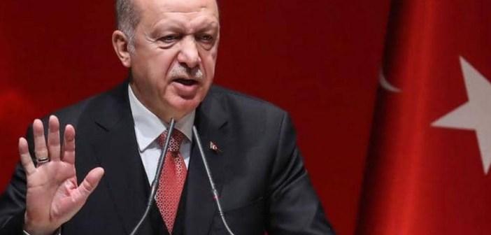 أردوغان: السلام في ليبيا يمر عبر بلادي