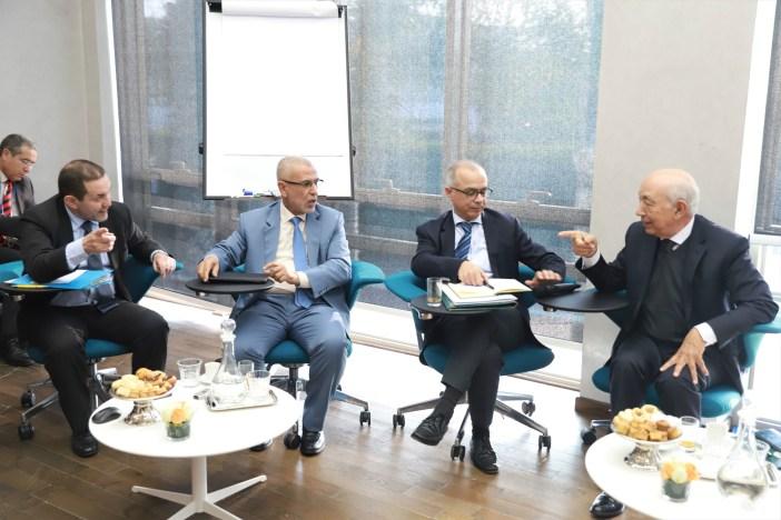 CSMD: Début des séances d'écoute aux partis politiques et aux syndicats