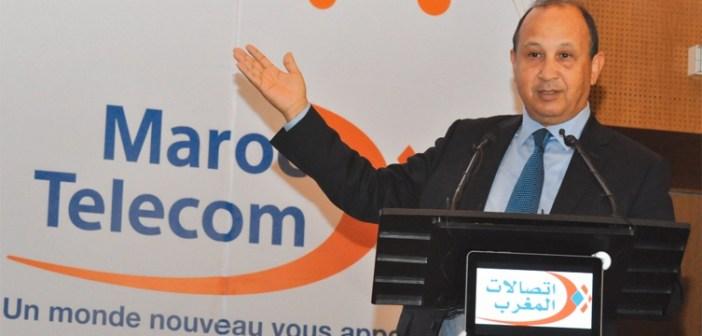 النقط الـ10 الرئيسية في نتائج مجموعة اتصالات المغرب