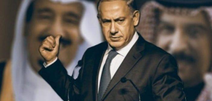 نتانياهو  يشكر الموساد ويثني عليه دوره وعلى مدار سنين في الاختراق الديبلوماسي لأنظمة الخليج