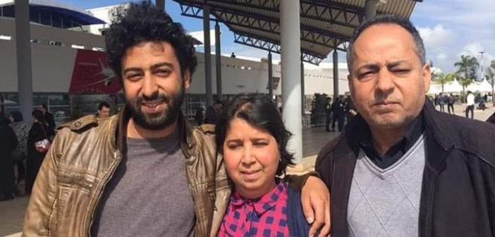 أم الصحافي الراضي: من ماماتي إلى عمري..مساءُ الخيرِ ايُّها البطل في يومك 51 من أيام الاعتقال والإبعادِ قصراً
