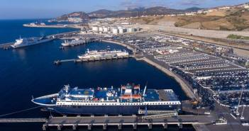 ميناء طنجة المتوسط