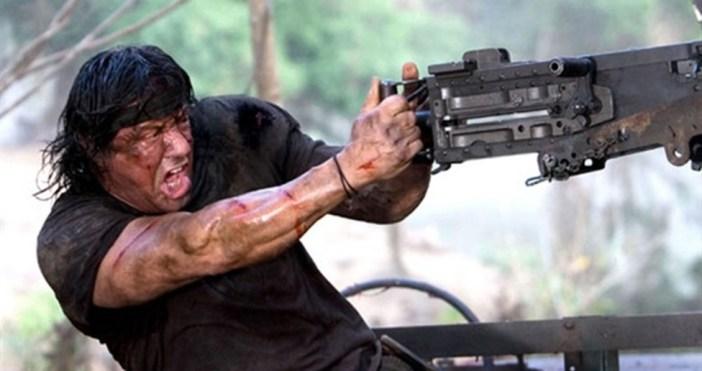 أفلام العنف
