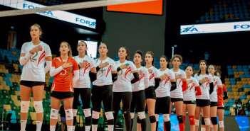 المنتخب المغربي للكرة الطائرة سيدات (إناث)