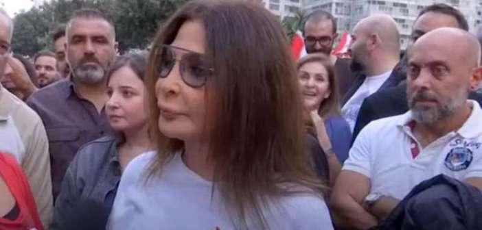 الفنانة إليسا: نزع السلاح في لبنان أهم من حل الأزمات الاقتصادية