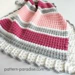 25 Baby Blanket Crochet Patterns Dabbles Babbles