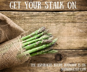 Get your stalk on.