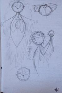 Original designs for the mer- folk