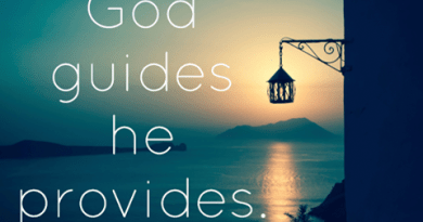 God Leads His People