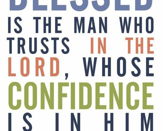 Christian Confidence, Part 2