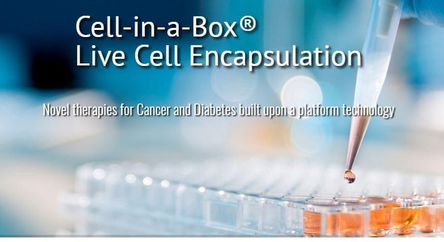 Pharmacyte Biotech Website Home Page