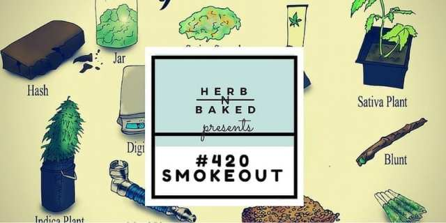 Herb n Baked #420SmokeOut