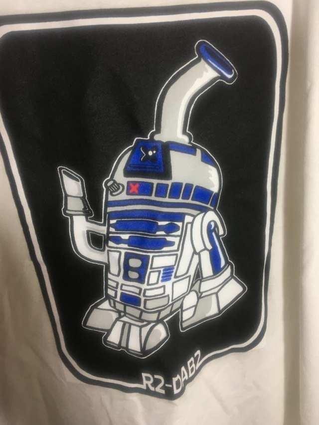 High AF Clothing R2Dab2