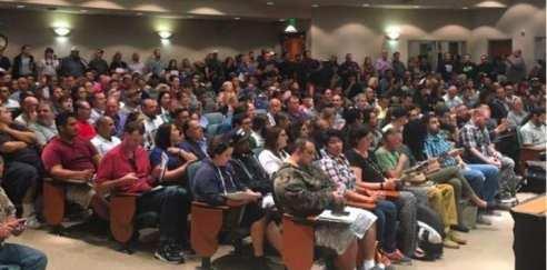 Cannabis public hearing, LA