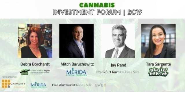 gotham venture media new york cannabis event forum