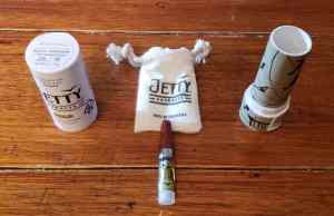Jetty Extracts cartridge