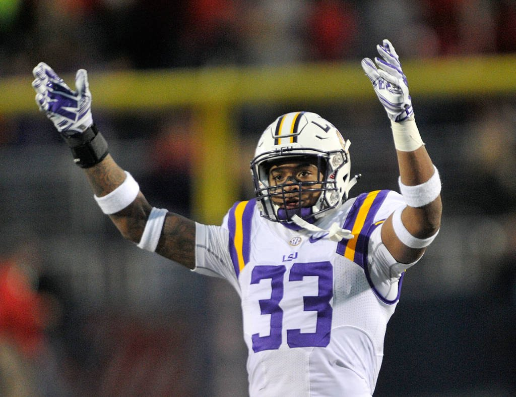 Da Bears Blog Making The Case Jamal Adams S Lsu