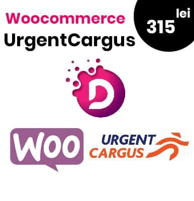 Woocommerce UrgentCargus