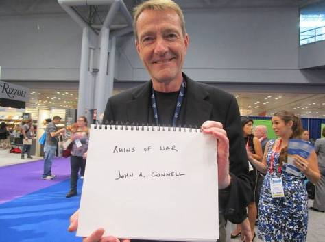 Lee Child's Says You Should Read...