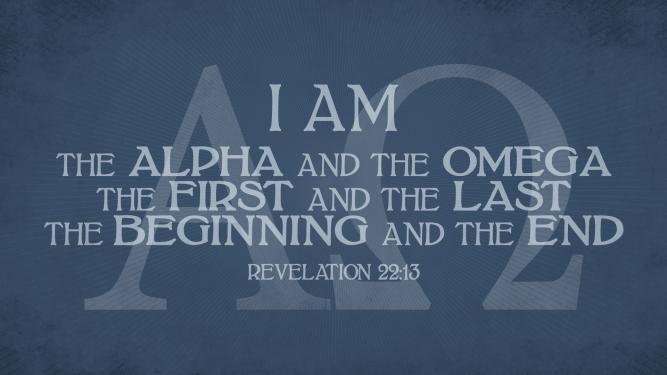 Rev 22:13
