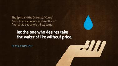 Rev 22:17