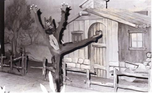 José Montalvo, ballet Pedro y el lobo, marzo de 1982, Teatro Argentino de La Plata