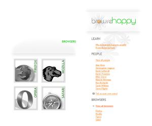 Brouse Happy!!