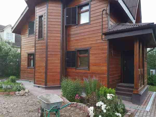Ремонт (замена) деревянных полов в дачном доме ...