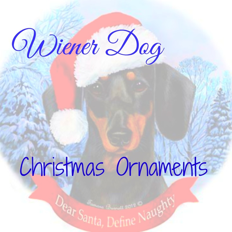 The Best Dachshund Tree Ornaments
