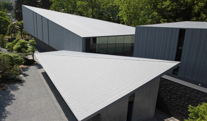 The Hachijuni Bank Learning Center (Japan)