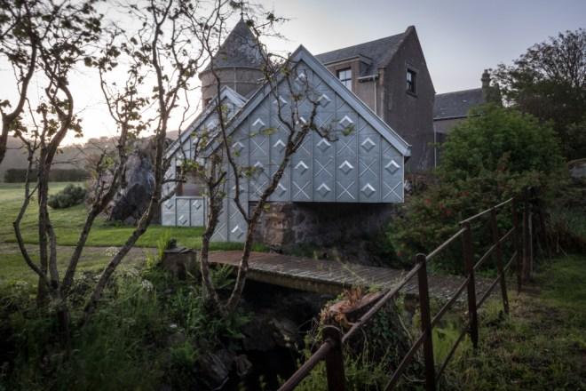 Midden studio, Ecosse (UK)