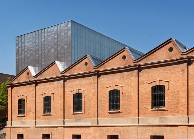 Daoiz y velarde Cultural Centre, Madrid (Spain)