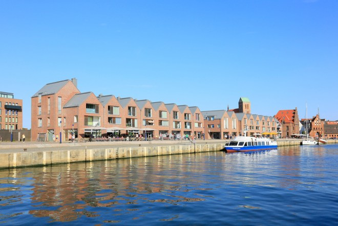 Schifferhus & Lotsenhus, Wismar (Germany)