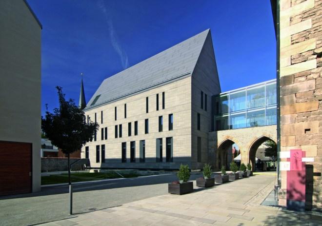 Bibliothèque historique du couvent des Augustins, Erfurt (Allemagne)