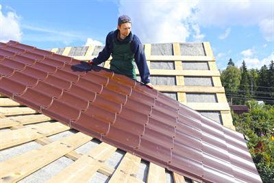 Ile waży dach?