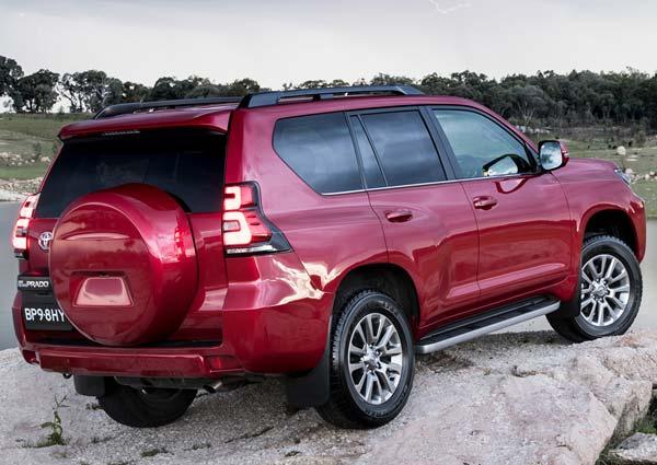 Тойота Прадо 2020 2021 в новом кузове, фото, комплектации ...