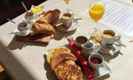 Nouvelle formule petit déjeuner au café de la paix