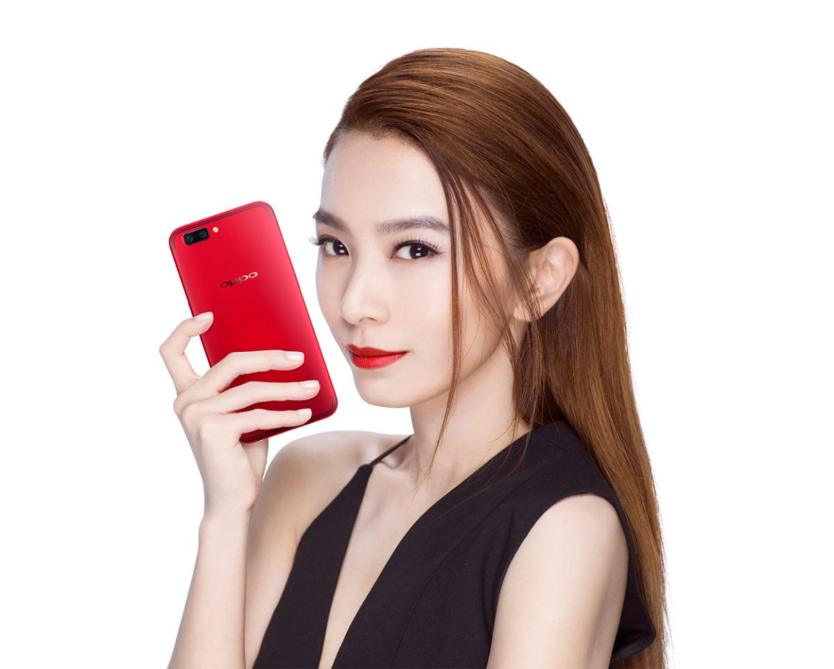 oppo-r11-red