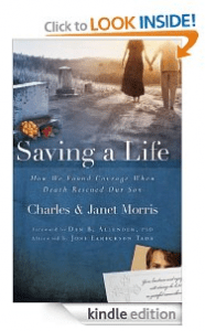 Amazon.com  Saving a Life eBook  Charles Morris  Janet Morris  Joni Eareckson Tada  Books